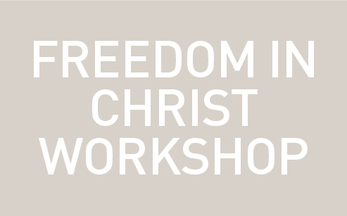 Freedom in Christ Workshop